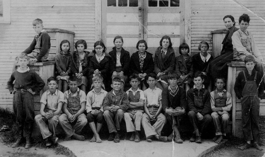 Kiln School Class 1920 S 30 S Schools Photo Gallery
